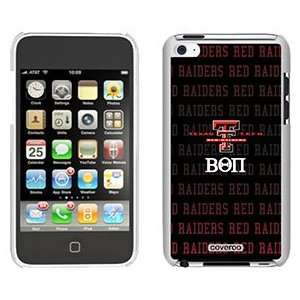 Texas Tech Beta Theta Pi RR on iPod Touch 4 Gumdrop Air