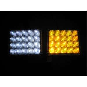 Bulb Warning Emergency Vehicle Snow Plow Car Truck Boat Strobe Lights