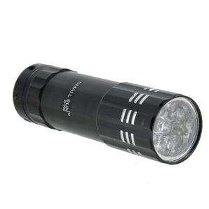 Vibe™ Essentials 2 Pack 9 Ultra Bright LED Aluminum Flashlights