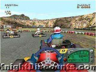 SUPER KARTING 1 Cart Racing Simulation PC Game NEW 743999123557