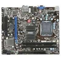 MSI Computer (G41M P23) INTEL G41 INTEGRATED VGA MATX 2DDR3 MAX