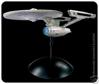 STAR TREK USS ENTERPRISE NCC 1701 REFIT 1/1000 SCALE