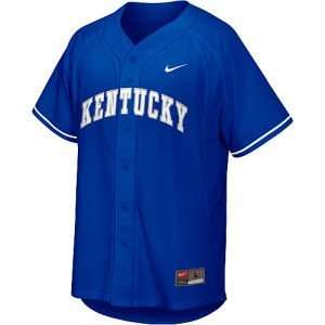 Kentucky Wildcats Haddad Brands NCAA Youth Baseball Jersey