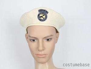 Resident Evil CREAM BERET STARS Jill Valentine beige