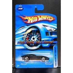 Hot Wheels Ford Shelby GR 1 Concept #206 (2006
