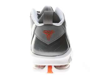 Melo M8 Cool Grey/White Orange Mens Basketball Shoes 469786 002