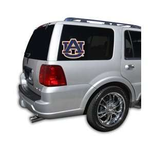 Auburn Tigers Die Cut Window Film   Large