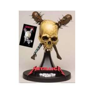 Metallica Statue Series Damage Inc. Toys & Games