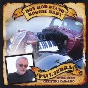 Hot Rod Piano Boogie Baby: Paul Zerra: Music