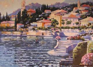 como by the master of the palette knife howard behrens
