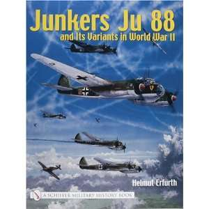 Junkers Ju 88 and Its Variants in World War II