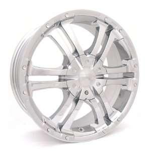 Imperial (Chrome) Wheels/Rims 5x100/114.3 (BW114 7703C) Automotive
