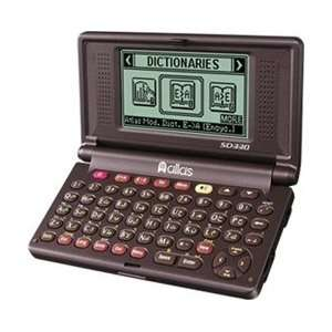 Atlas Talking English, Arabic Dictionary SD330 Electronics