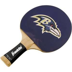 Baltimore Ravens NFL Table Tennis Paddle (1paddle) Sports