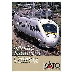 Kato 25 000 Kato Japanese General Model Railroad Catalog