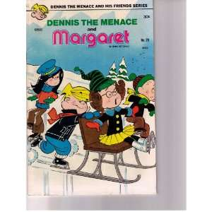and Margaret No. 29 1976 (his Friends Series) Hank Ketcham Books