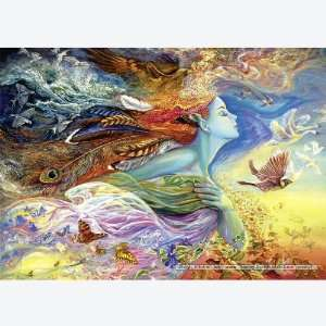 The Gallery Puzzle 1000 Pieces   Josephine Walls The