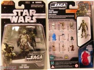 Star Wars Saga 2006 #65 ELITE CORPS Clone Trooper ROTS