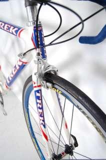 Vintage 58cm Trek 1220 American Hand Crafted Road Bike Make
