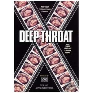 Deep Throat [VHS]: Linda Lovelace: Movies & TV