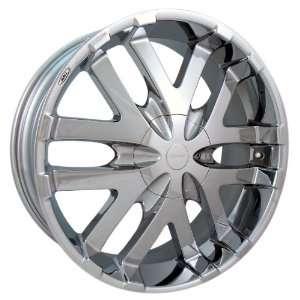 22x9 TSW Claw (Chrome) Wheels/Rims 6x135 (CLAW) Automotive