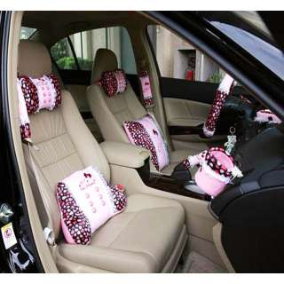 Hello Kitty Pink dream lace Series Car Auto Seat Holder / Cover