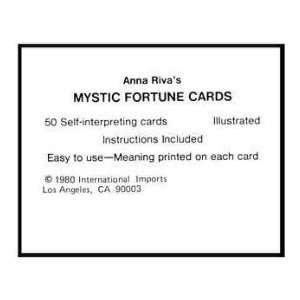 Mystic Fortune Telling Cards: Toys & Games
