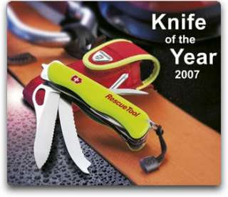 Victorinox Swiss Army RESCUE TOOL [Knife of Year 2007]