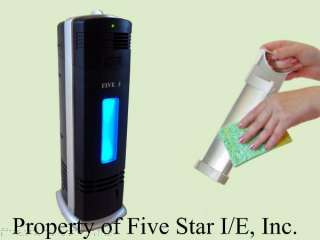 NEW IONIC AIR PURIFIER PRO FRESH UV CLEANER IONIZER