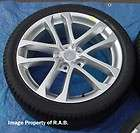 Nissan 18 factory wheels & tires Altima Maxima Q45 I35
