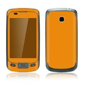 Simply Orange Design Decorative Skin Cover Decal Sticker for LG