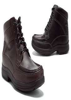 ROCKPORT Casual Leather Ankle Boot in Black or Brown