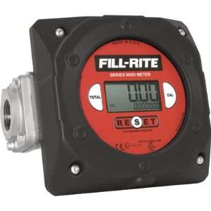 Fill Rite Digital Fuel Meter   Measures 6 40 GPM, Model