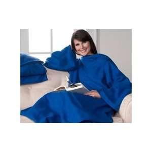 Snuggie Super Soft Fleece Blanket with free Booklight