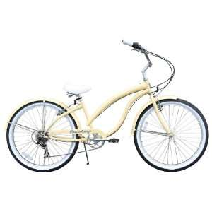 Womens Cruiser Bicycle 26 Firmstrong multi speed (7sp