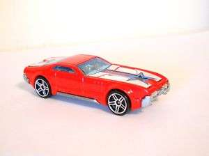 Loose Hot Wheels TRACK STARS CCM COUNTRY CLUB MUSCLE 08