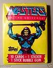 Masters of the Universe Trading Card Pack Orko