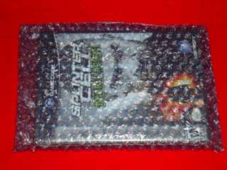 SEALED Tom Clancys Splinter CellDouble Agent COMPLETE Nintendo Game