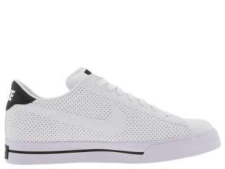 NIKE Sweet Classic Leather White Black 318333 103 Men