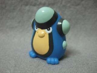 Japan BANDAI Toy Nintendo Pokemon Black & White Vinyl Figure