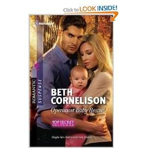 Operation Baby Rescue (Top Secret Deliveries, Romantic Suspense