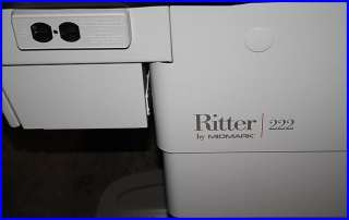 Ritter 222 Barrier Free Power Exam Table