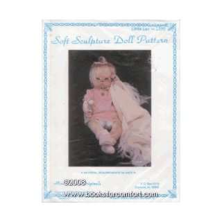 Soft Sculpture Doll Pattern, Little Luv   L020: Martha
