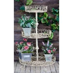 3 Tier Wood Plant Stand On Popscreen