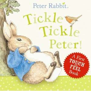 Peter Rabbit: Tickle Tickle Peter! (9780723267201