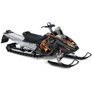 AMR Racing Ski Doo Rt Sled Snowmobile Graphics Decal Kit
