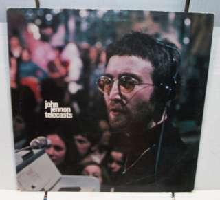 RARE Not TMOQ JOHN LENNON telecasts The Beatles