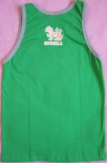 Top Vest Cotton NEW Singha Beer Bottle Women,Kid Size S Rare