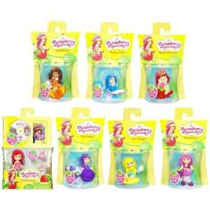 Strawberry Shortcake Basic Figure Set Of 7 Toys & Games