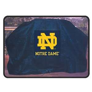 Notre Dame Fighting Irish ND University Grill Cover